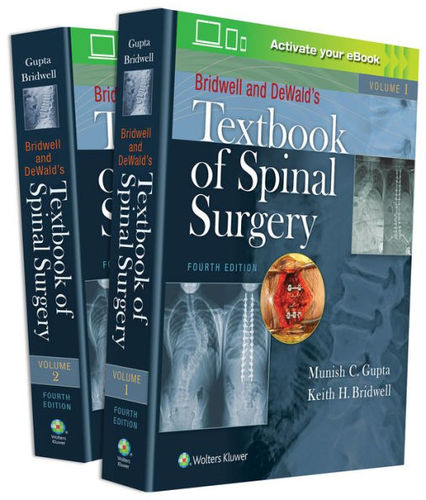 Textbook of Spinal Surgery,(2vols),4/e