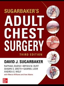Sugarbaker's Adult Chest Surgery 3/e(IE)