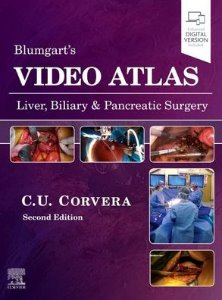 Blumgart's Video Atlas: Liver, Biliary and Pancreatic Surgery ,2/e