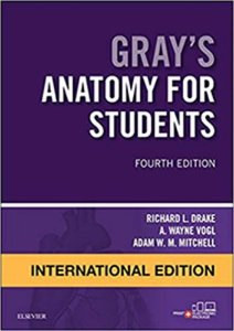Gray's Anatomy for Students,4/e(IE)