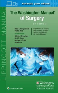The Washington Manual of Surgery,8/e