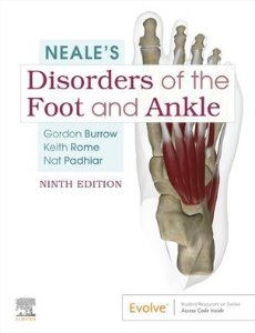 Neale'S Disorders Of The Foot And Ankle,9/e