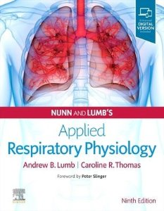 Nunn and Lumb's Applied Respiratory Physiology ,9/e