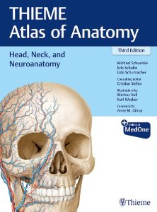 Head, Neck, and Neuroanatomy-THIEME Atlas of Anatomy ,3/e