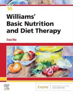 Williams' Basic Nutrition and Diet Therapy ,16/ㄷ