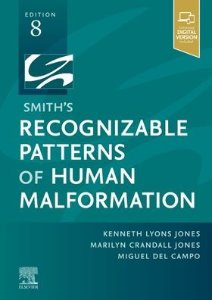 Smith's Recognizable Patterns of Human Malformation,8/e