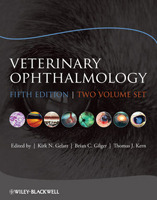 Veterinary Ophthalmology,5/e(2Vols)