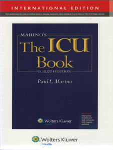 Marino's The ICU Book, 4/e