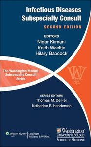 The Washington Manual of Infectious Disease Subspecialty Consult ,2/e