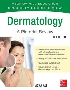 McGraw-Hill Specialty Board Review Dermatology A Pictorial Review ,3/e