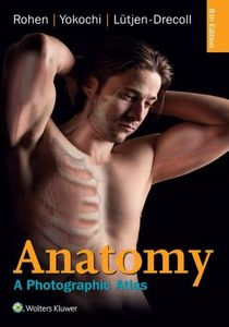 Color Atlas of Anatomy: A Photographic Study of the Human Body, 8/e(로헨해부학)