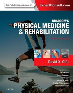 Braddom's Physical Medicine and Rehabilitation ,5/e