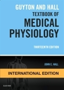 Guyton and Hall Textbook of Medical Physiology,13/e(IE)