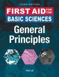 First Aid for the Basic Sciences: General Principles,3/e