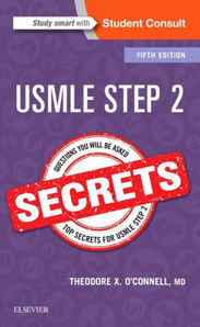 USMLE Step 2 Secrets,5/e