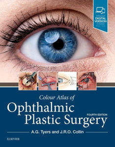 Colour Atlas of Ophthalmic Plastic Surgery,4/e