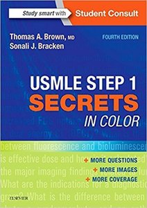 USMLE Step 1 Secrets in Color,4/e