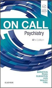 On Call Psychiatry: On Call Series,4/e