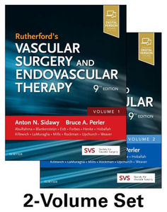 Rutherford's Vascular Surgery and Endovascular Therapy,9/e(2vols)