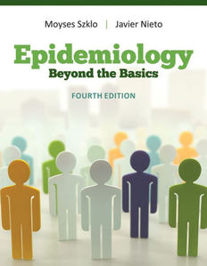 Epidemiology: Beyond the Basics,4/e