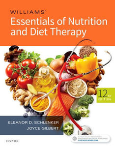 Williams' Essentials of Nutrition and Diet Therapy,12/e