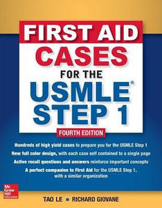 First Aid Cases for the USMLE Step 1,4/e
