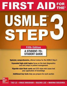 First Aid for the USMLE Step 3,5/e