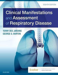 Clinical Manifestations and Assessment of Respiratory Disease,8/e