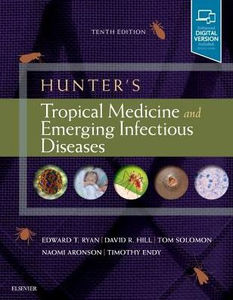 Hunter's Tropical Medicine and Emerging Infectious Disease,10/e