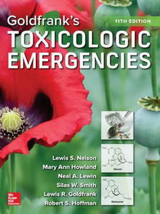 Goldfrank's Toxicologic Emergencies,11/e