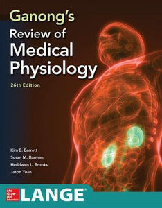 Ganong's Review of Medical Physiology,26/e (IE)