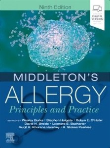 Middleton's Allergy, 9/e (2vol. set)