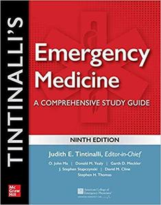 Tintinalli's Emergency Medicine: A Comprehensive Study Guide,9/e