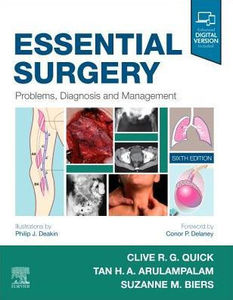 Essential Surgery: Problems, Diagnosis and Management ,6/e