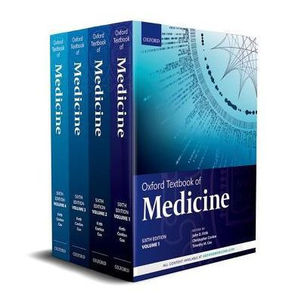 Oxford Textbook of Medicine (4Vol Set),6/e