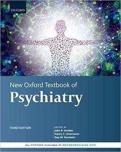 New Oxford Textbook of Psychiatry,3/e