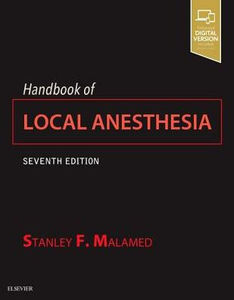 Handbook of Local Anesthesia,7/e
