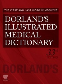 Dorland's Illustrated Medical Dictionary,33/e
