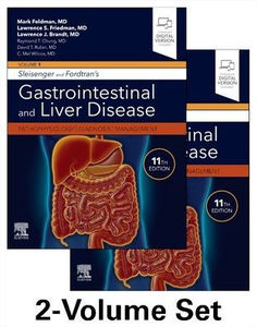 Sleisenger and Fordtran's Gastrointestinal and Liver Disease(2vols),11/e