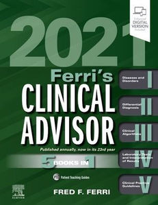 Ferri's Clinical Advisor 2021