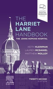 The Harriet Lane Handbook,22/e The Johns Hopkins Hospital
