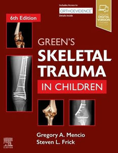 Green's Skeletal Trauma in Children,6/e