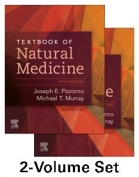 Textbook of Natural Medicine - 2-volume set,5e