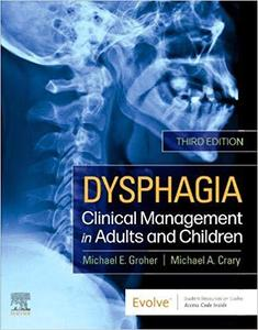 Dysphagia: Clinical Management in Adults and Children,3/e