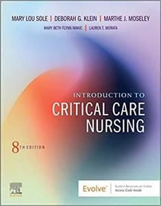 Introduction to Critical Care Nursing,8e